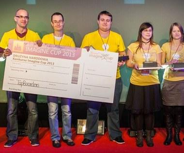 Najlepsi studenci Polski - finał krajowy Imagine Cup 2013