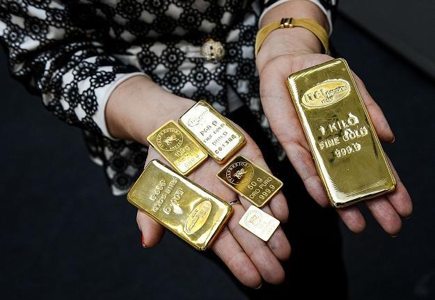 Najlepszą antykryzysową inwestycją jest złoto /AFP