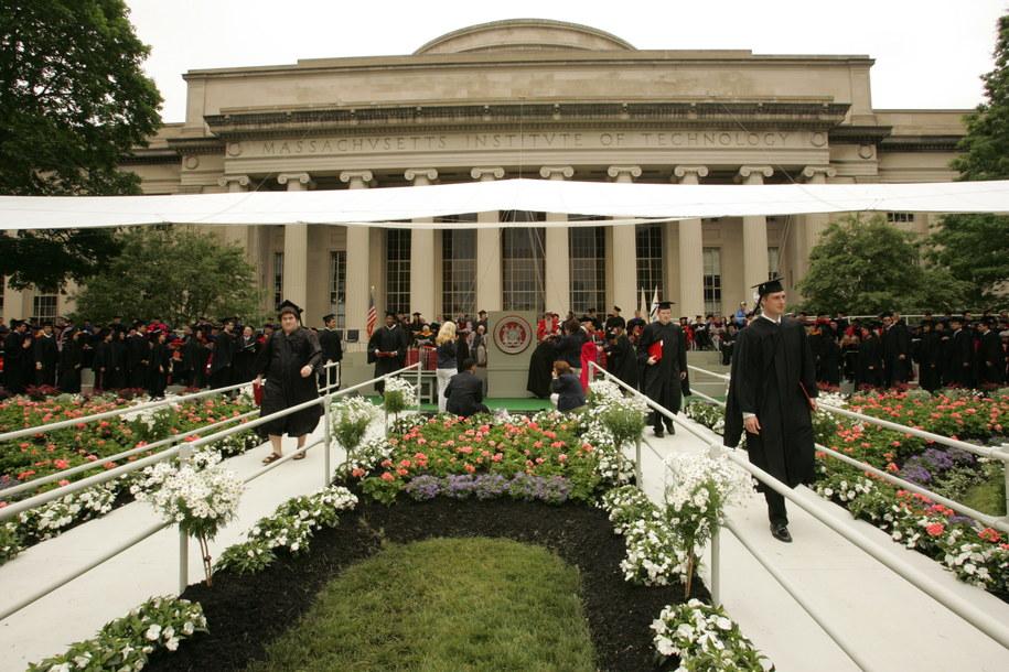 Najlepsza uczelnia na świecie - Massachusetts Institute of Technology /Rick Friedman/WpN    /PAP/EPA