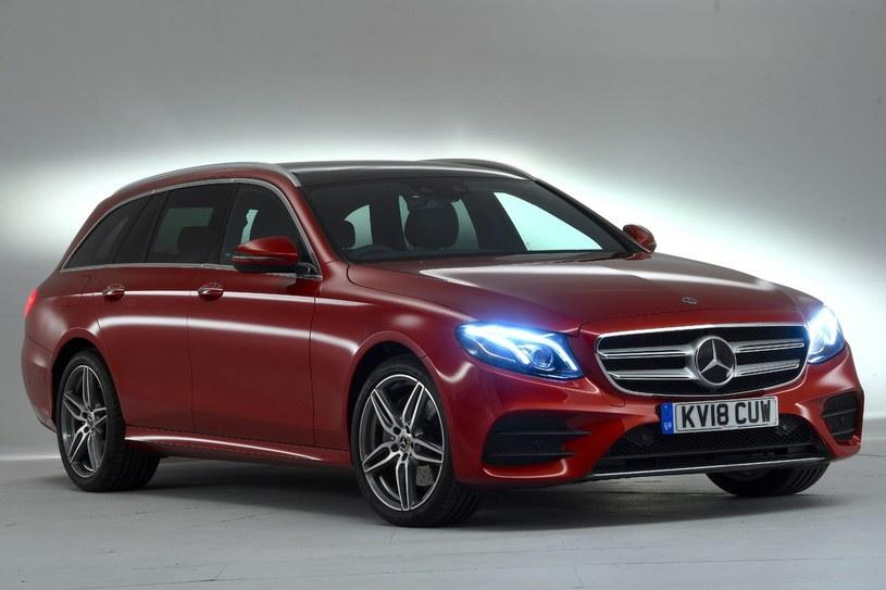Najlepsze auto używane to... prawie nowy Mercedes /