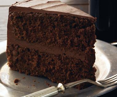 Najlepsze na śniadanie - ciasto czekoladowe