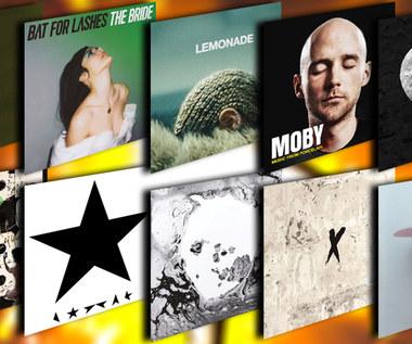 Najlepsze płyty 2016 roku - świat