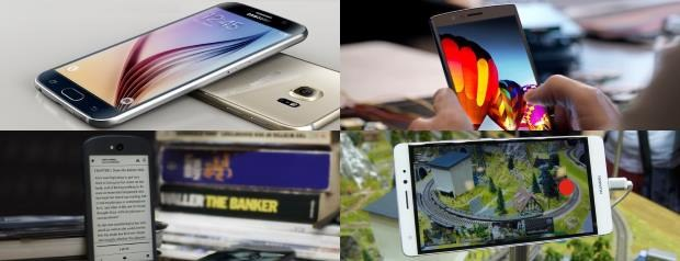 Najlepsze smartfony 2015 roku /INTERIA.PL