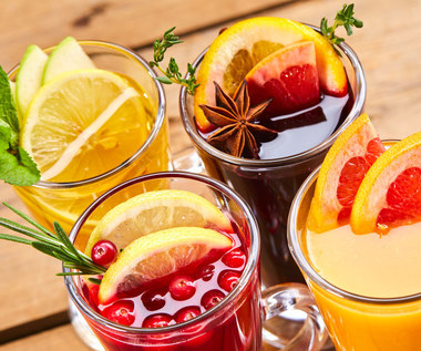 Najlepsze soki i koktajle na wzmocnienie odporności