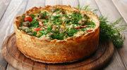 Najlepsze tarty i pizze z warzywami