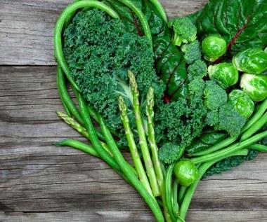 Najlepsze zalety zielonych warzyw