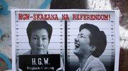 Najlepsze zdjęcia i hasła kampanii referendalnej w stolicy