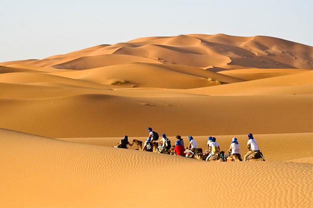 Najlepszy czas na podróż do Maroka to wiosna i jesień /materiały prasowe