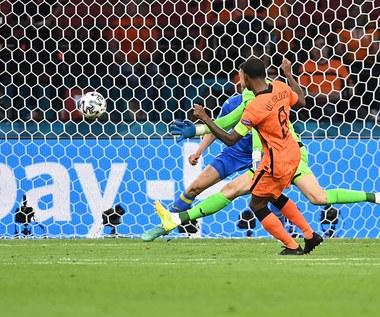 Najlepszy mecz Euro 2020! Pięć goli i rollercoaster emocji Holandii i Ukrainy