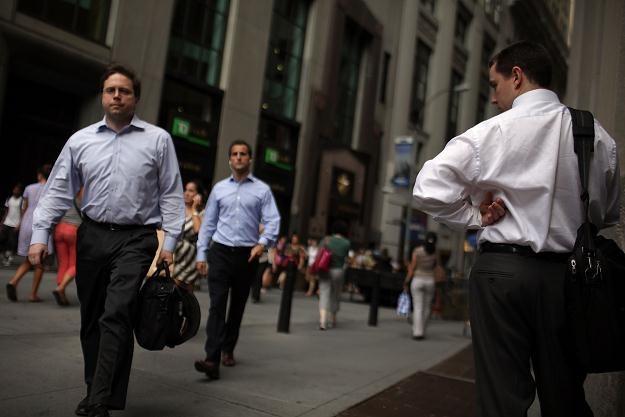 Najlepszy nasz bank sprzeda się bez problemu /AFP
