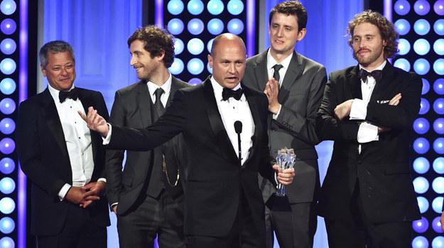 """Najlepszym serialem komediowym została wybrana """"Dolina Krzemowa"""" /Kevin Winter /Getty Images"""