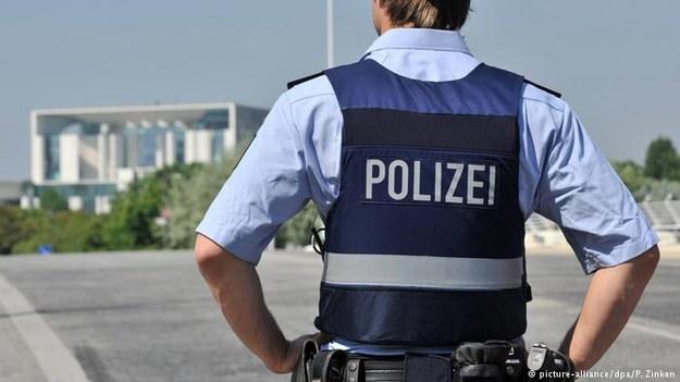 Najliczniejszą grupą ubiegającą się o pracę w szeregach policji federalnej są Polacy /Deutsche Welle