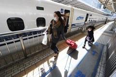 Najmłodsi ze smutkiem opuszczają Tokio