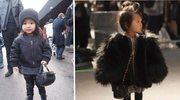 Najmłodsza fashionistka