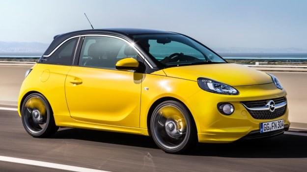 Najmniejszy model Opla prowadzi się równie dobrze jak wygląda. /Opel