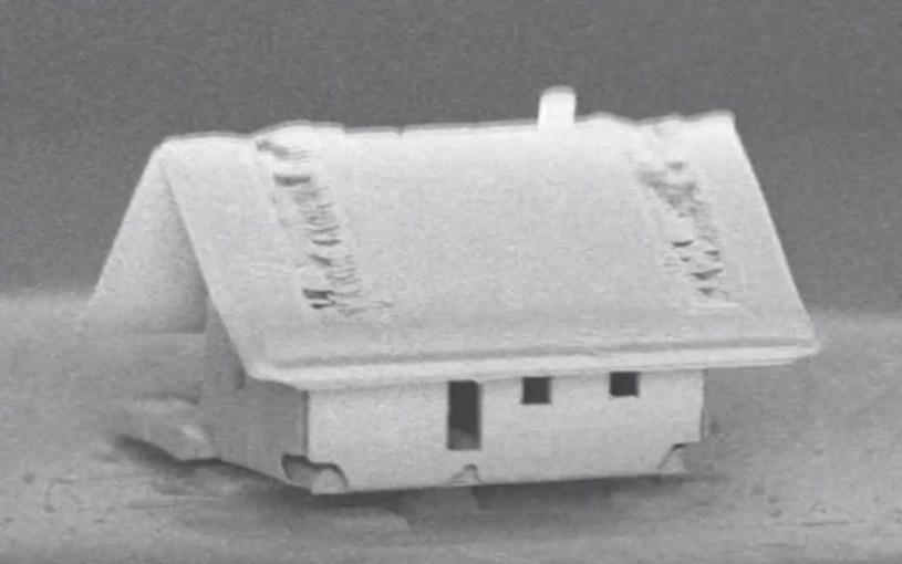 Najmniejszy na świecie dom /materiały prasowe