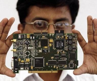 Najmniejszy na świecie układ elektroniczny