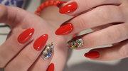 Najmodniejsze paznokcie na święta i sylwestra - tegoroczne trendy