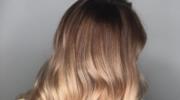 Najmodniejszy kolor włosów: Cream soda blond