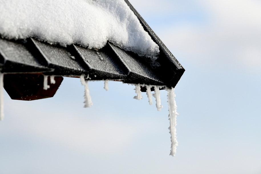 Najniższą temperaturę we wtorek rano – minus 16 stopni Celsjusza - zanotowano w Łopusznej. Zdjęcie ilustracyjne /Darek Delmanowicz /PAP