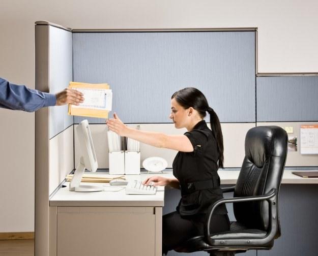 Najniższe wynagrodzenia otrzymują asystentki/sekretarki o rocznym doświadczeniu /© Panthermedia