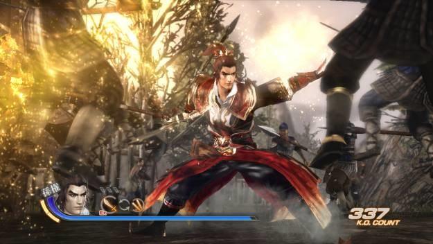 Najnowsza odsłona Dynasty Warriors ma przypominać filmowe widowisko w 3D /Informacja prasowa
