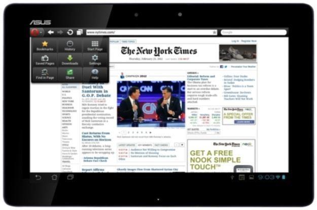 Najnowsza odsłona mobilnej wersji Opery do pobrania z Google Play /materiały prasowe