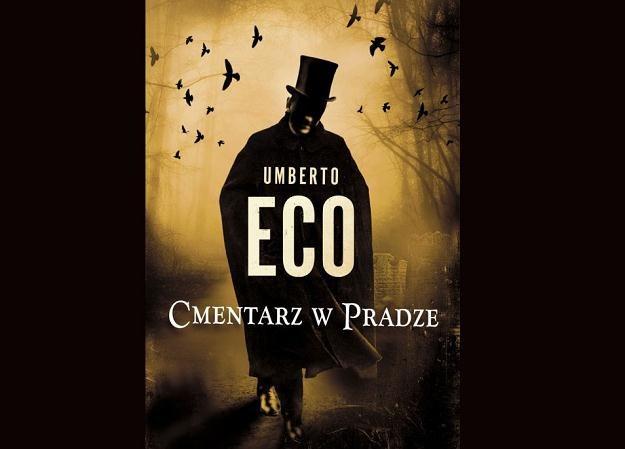 Najnowsza powieść Umberto Eco ukaże się po polsku na początku listopada /materiały prasowe