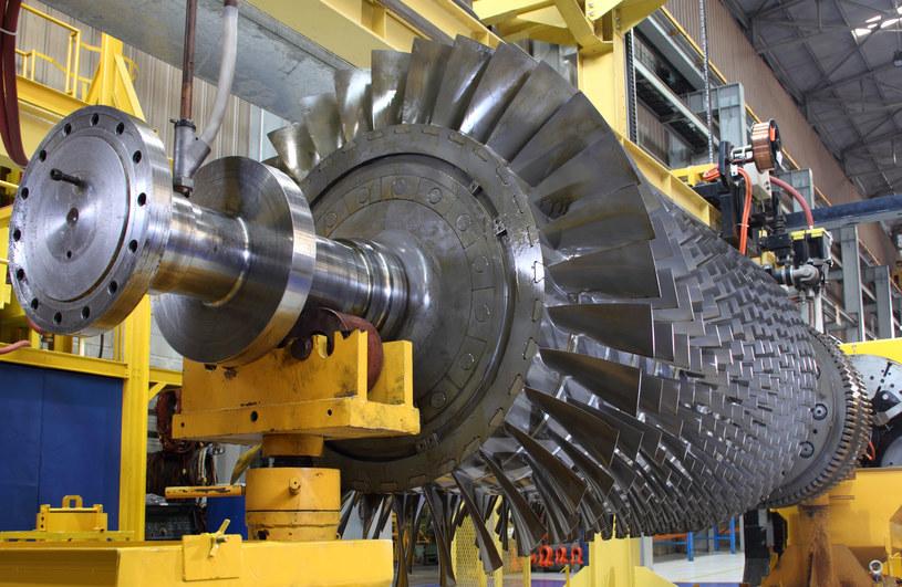 Najnowsza turbina gazowa General Electric ma wrodzony defekt /123RF/PICSEL