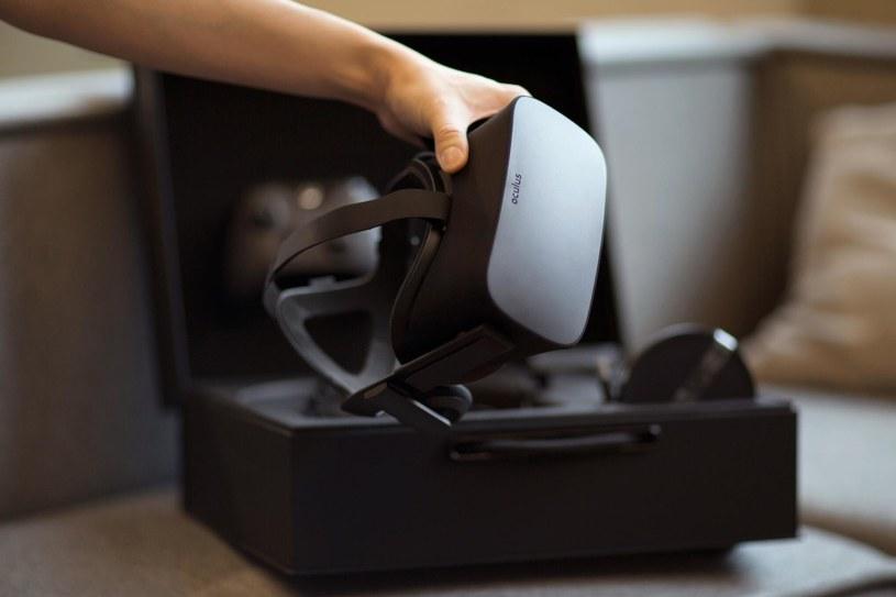 Najnowsza wersja Oculus Rift /materiały prasowe