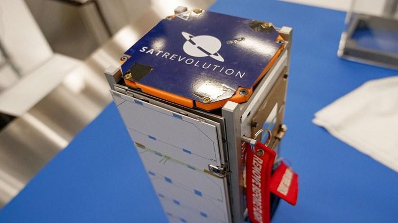 Najnowsze mikrosatelity od SatRevolution /SatRevolution /materiały prasowe