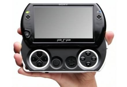 Najnowsze PSP - PSP Go. Czy powstanie wersja z telefonem? /materiały prasowe