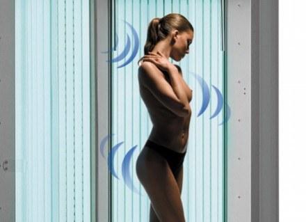 Najnowsze solaria wyposarzone są nawet w klimatyzację /SalonNews