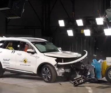 Najnowsze wyniki testów zderzeniowych. Euro NCAP stosuje podwójne standardy?
