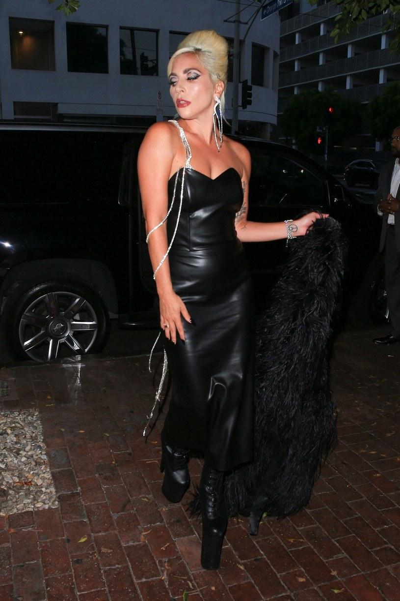 Najnowsze zdjęcia Lady Gagi /Agencja FORUM