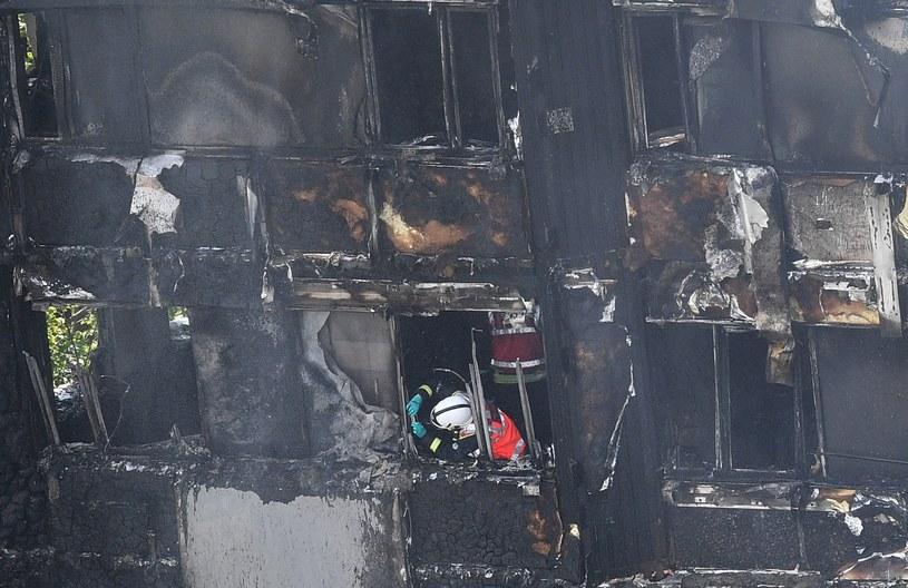Najnowsze zdjęcia z miejsca tragedii /FACUNDO ARRIZABALAGA /PAP/EPA