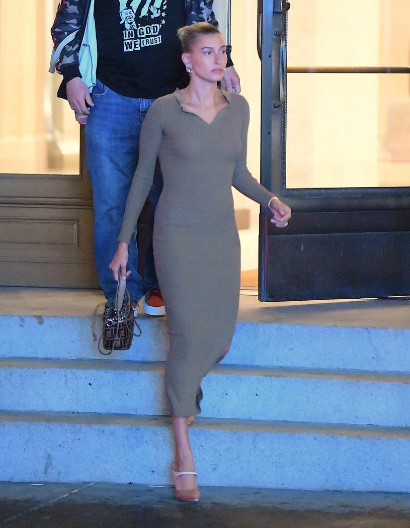 Najnowsze zdjęcie Hailey Bieber /East News