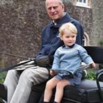Najnowsze zdjęcie księcia George'a to hołd dla księcia Filipa? Ten szczegół chwyta za serce