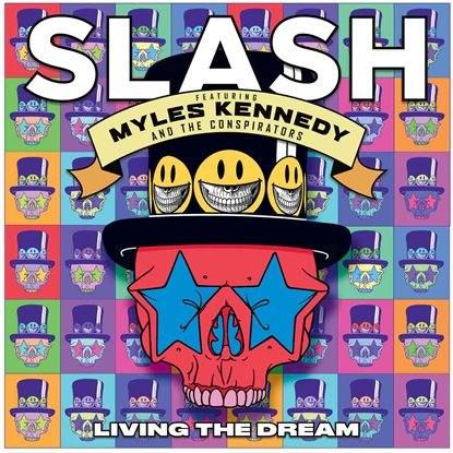 Najnowszy album Slasha ukaże się 21 września /