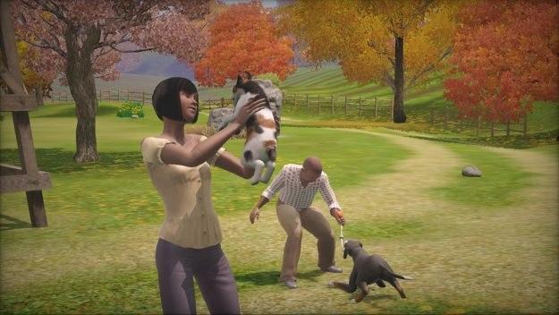 Najnowszy dodatek do Simsów to świetny test przez zakupem prawdziwego zwierzaka /Informacja prasowa