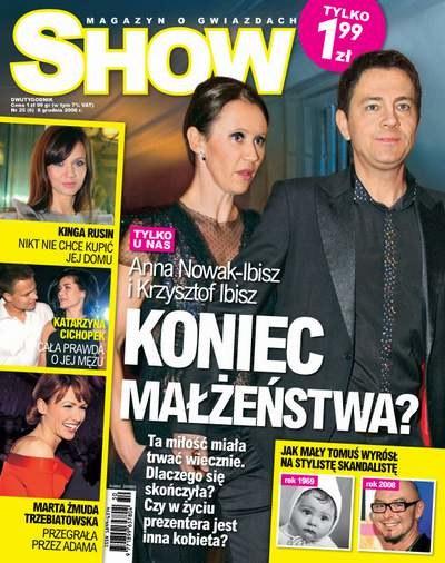"""Najnowszy numer magazynu """"Show""""  /Show"""