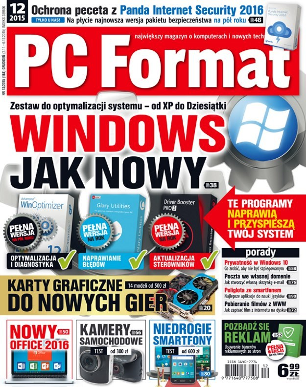 Najnowszy numer PC Formatu w sprzedaży od 2 listopada /PC Format