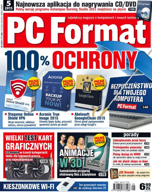 Najnowszy numer PC Formatu w sprzedaży od 7 kwietnia /materiały prasowe