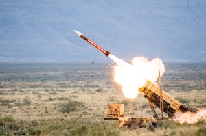 Najnowszy Patriot niszczy dwie rakiety balistyczne podczas pierwszej próby w locie
