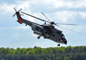 Najnowszy śmigłowiec Caracal zaliczyły testy w Polsce