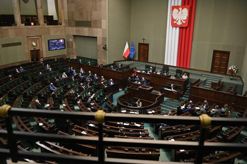 Najnowszy sondaż /Kancelaria Sejmu/Łukasz Błasikiewicz /materiały prasowe