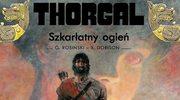 Najnowszy Thorgal. Szkarłatny ogień Rosińskiego od 9 listopada w sprzedaży