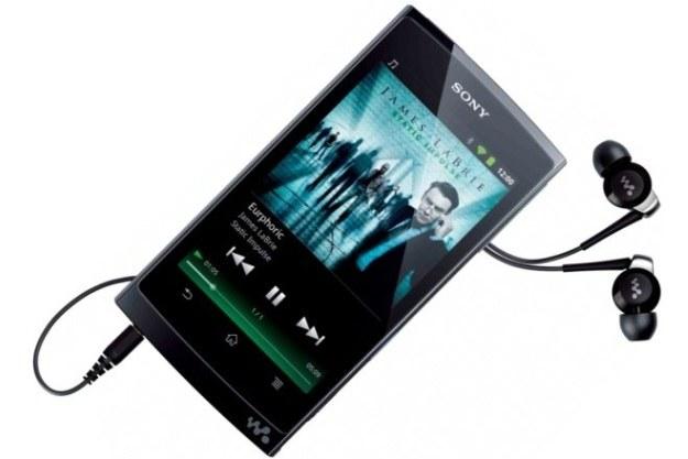 Najnowszy Walkman - model Z1000 /materiały prasowe