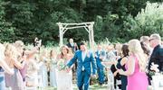 Najpiękniejsza ceremonia ślubna. Trudno powstrzymać łzy