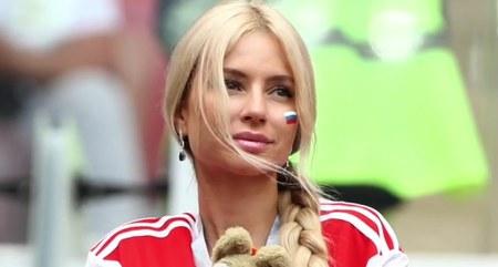 Najpiękniejsze fanki mundialu w Rosji
